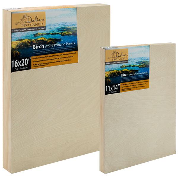 Da Vinci Pro Birch Panel - 1-5/8