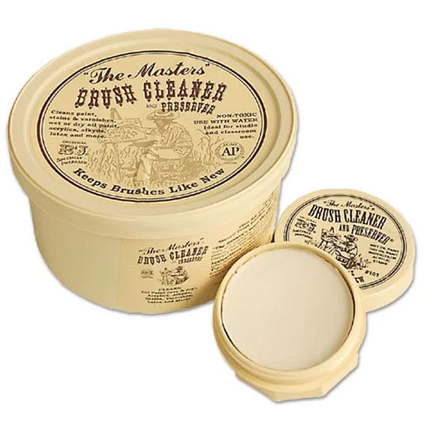 Masters 24oz Brush Cleaner - also available in 2.5oz