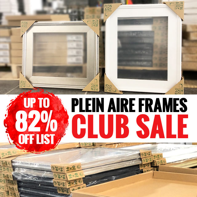 Frame Sale for Club Members