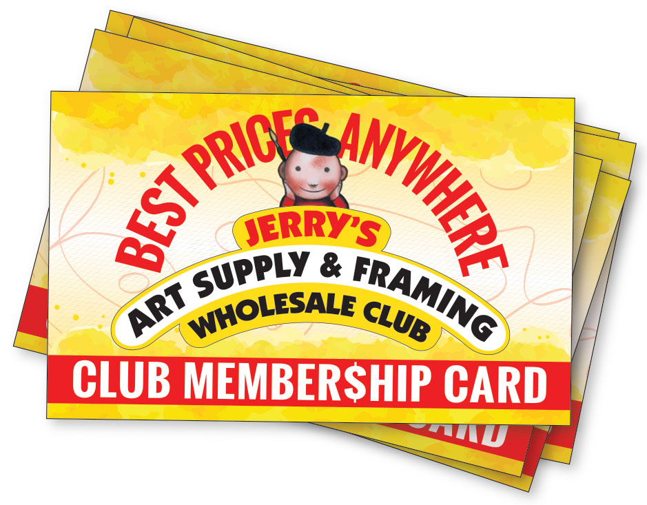 Jerry's Wholesale Club Membership Program